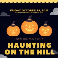 Haunting on the Hill
