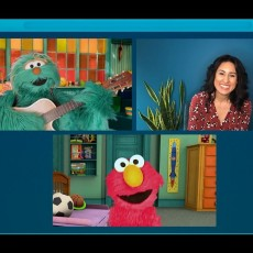 Things to do in Hulafrog at Home for Kids: Join Rosita & Elmo for a Virtual Playdate, Sesame Workshop