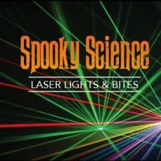 Things to do in Palm Beach Gardens, FL for Kids: Spooky Science Laser Lights & Bites, South Florida Science Center and Aquarium