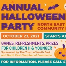 Things to do in Aberdeen-Bel Air, MD for Kids: North East Annual Halloween Party (Ages 11 & younger), North East MD Chamber of Commerce