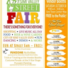 Things to do in Thousand Oaks, CA for Kids: Simi Valley Street Fair , Simi Valley Town Center