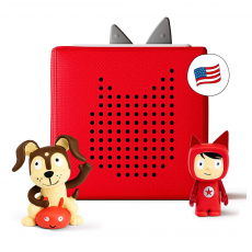 Toniebox Starter Set with Playtime Puppy and Creative Audio Character