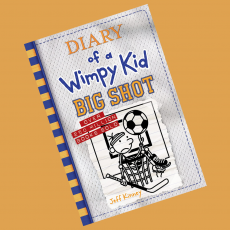 Calling all Wimpy Kid Fans!