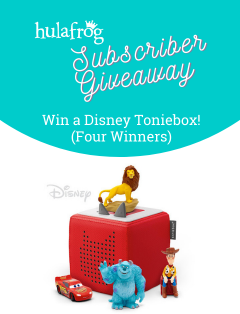 National Giveaway - October 2021 - Tonie Box