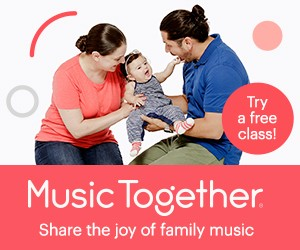 Fall Music Together Classes Starting