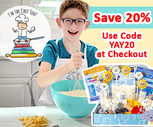 20% OFF I'M THE CHEF TOO!