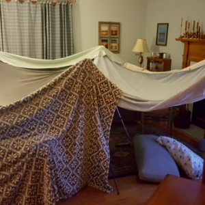 Build A Fort: F = Fort