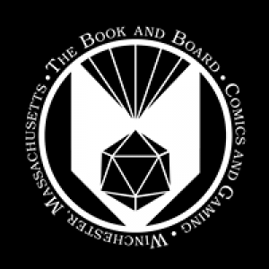 The Book and Board - Comics and Gaming