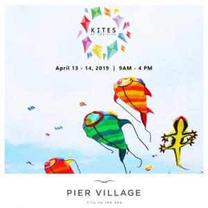 Things to do in Red Bank, NJ for Kids: Annual Kites at the Pier Festival, Pier Village