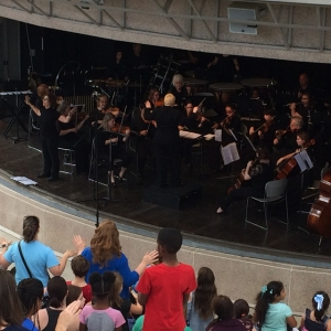 Fort Bend Central, TX Events: Family Concert Performance