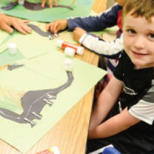Southern Monmouth, NJ Events: Dino Camp
