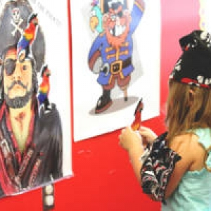 Southern Monmouth, NJ Events: Ahoy Matey! Pirate Camp