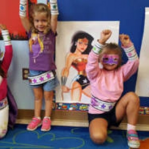 Southern Monmouth, NJ Events: Super Hero Camp