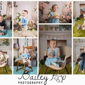 Hulafrog | Easter / Spring Mini sessions
