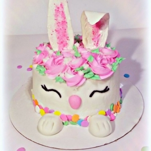 Worcester, MA Events: Bunny Cake Decorating Class