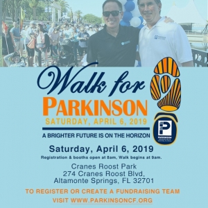 6th Annual WALK For Parkinson