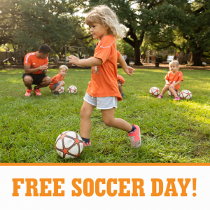 San Antonio Northwest, TX Events: Free Soccer Class Ages 2-3: Stone Oak