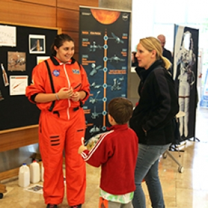 Things to do in Madison, WI for Kids: Saturday Science: Life in the Air, Wisconsin Alumni Research Foundation (WARF)