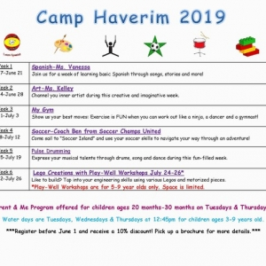 Hulafrog | Summer Camp Registration Now Available