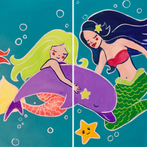 Southern Monmouth, NJ Events: Spring Break Drop Off!- Mermaid Day
