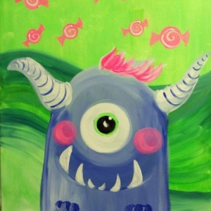 Southern Monmouth, NJ Events: Spring Break- Create your monster