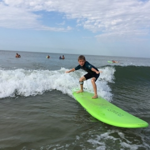 EcoVentures Surf Lessons