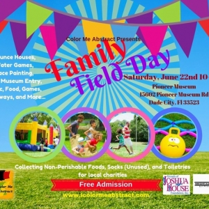 Things to do in Wesley Chapel-Lutz, FL for Kids: Family Field Day, Color Me Abstract Corp.