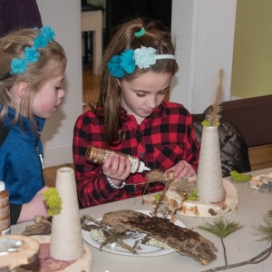 Mansfield-Attleboro, MA Events: Fairy House Workshop