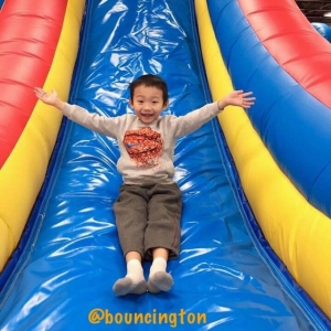Bouncing-Ton Indoor Playground
