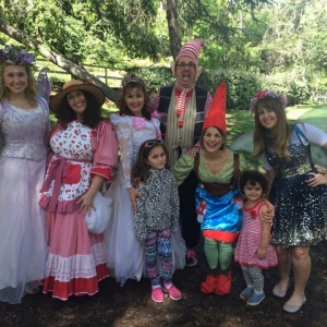 Long Beach, CA Events for Kids: A Faery Hunt Show & Fairy Birthday Party