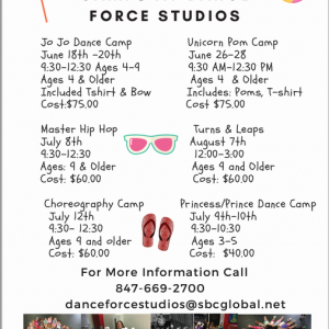 Things to do in Elgin, IL: Jo Jo Dance Camps