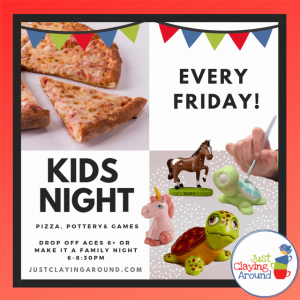 Plymouth-Middleborough, MA Events: Kids Night Fridays