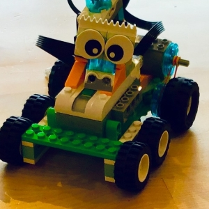 Southern Monmouth, NJ Events for Kids: Lego Creative Coding! Race Cars, Art Bot