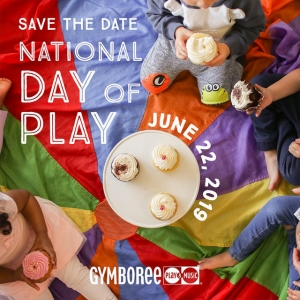 Things to do in Laurel-Columbia, MD for Kids: 4th Annual National Day of Play, Gymboree Play & Music of Columbia, MD