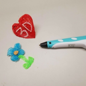 Image result for 3D pens heart