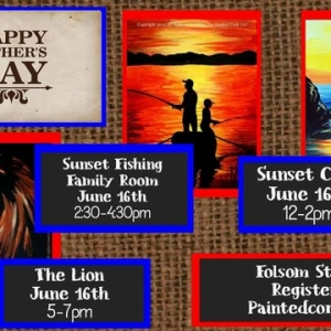 Father's Day at The Painted Cork!
