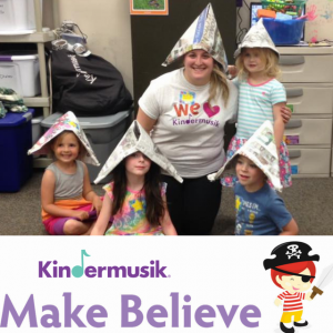 Canton-Plymouth, MI Events: Make Believe Pirate/Princess Camp