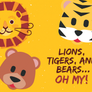 Fort Myers, FL Events: Lions, Tigers, & Bears... Summer Camp!