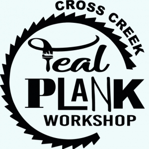 Teal Plank Workshop Cross Creek