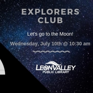San Antonio Northwest, TX Events: Explorer's Club Storytime
