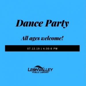 San Antonio Northwest, TX Events: Dance Party