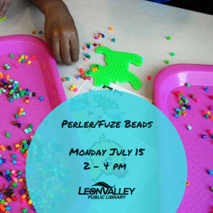 San Antonio Northwest, TX Events: Perler/Fuze Beads