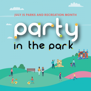 Things to do in Burbank, CA for Kids: Party in the Park , City of Burbank Parks & Recreation