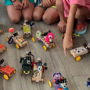 Southern Monmouth, NJ Events: Robot Building/Crafting Camp
