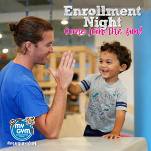 Enrollment Night at My Gym Westfield