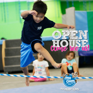 Open House at My Gym Westfield