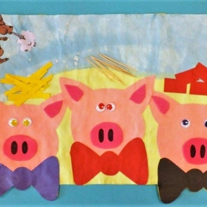 Rock Hill, SC Events: Storybook Art Weekly Class (18mos-6yrs)