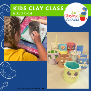 Things to do in Plymouth-Middleborough, MA: Kids Afterschool Clay Class