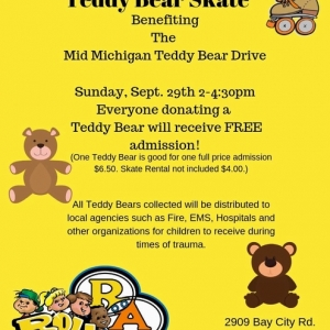 Teddy Bear Skate