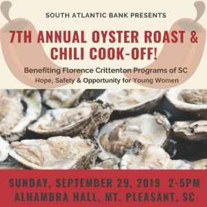 7th Annual Oyster Roast & Chili Cook-Off